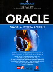 Ukázka obalu knihy Oracle - Návrh a tvorba aplikací